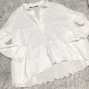 Zara blouse L